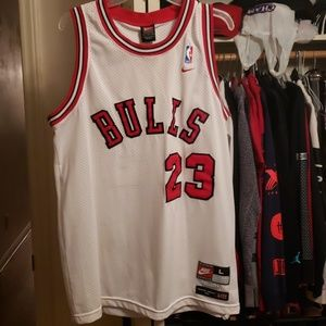 Nike Bulls Jersey